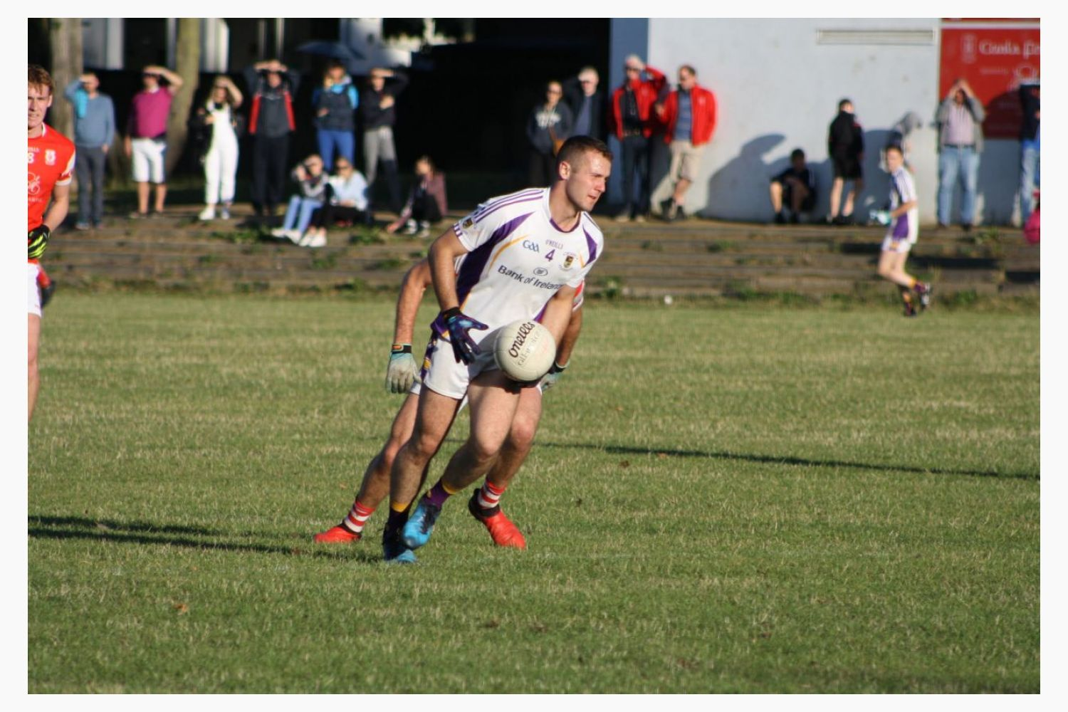 AFL1 Cuala Versus Kilmacud Crokes Saturday July 28th