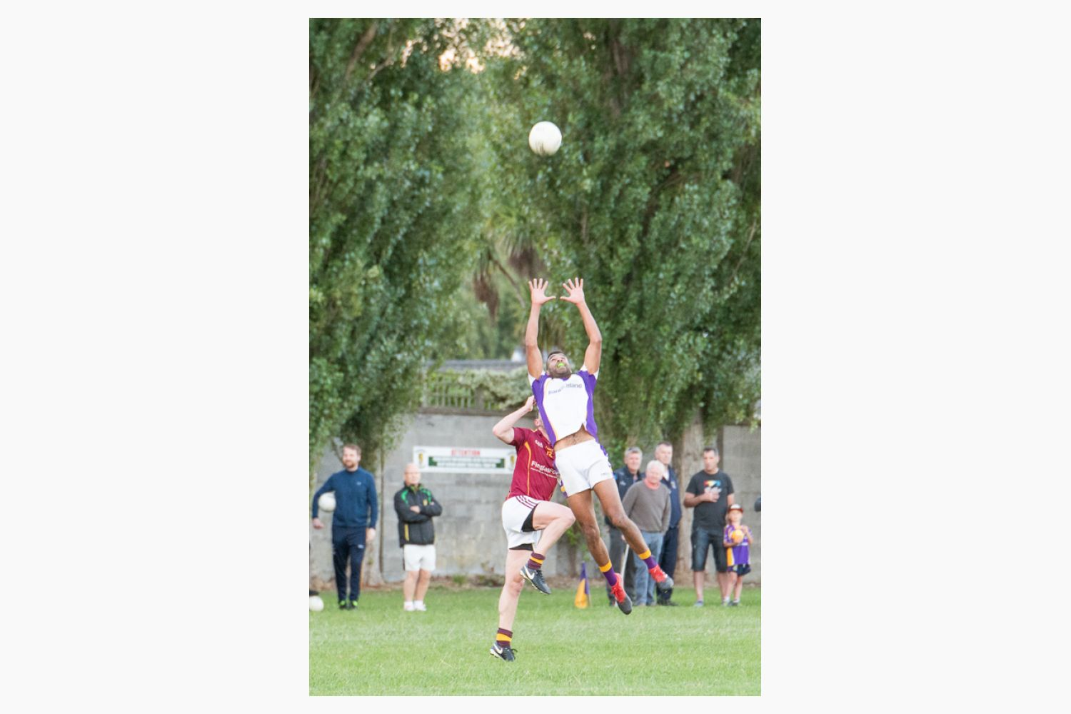 AFL1 League Win over Oliver Plunkets