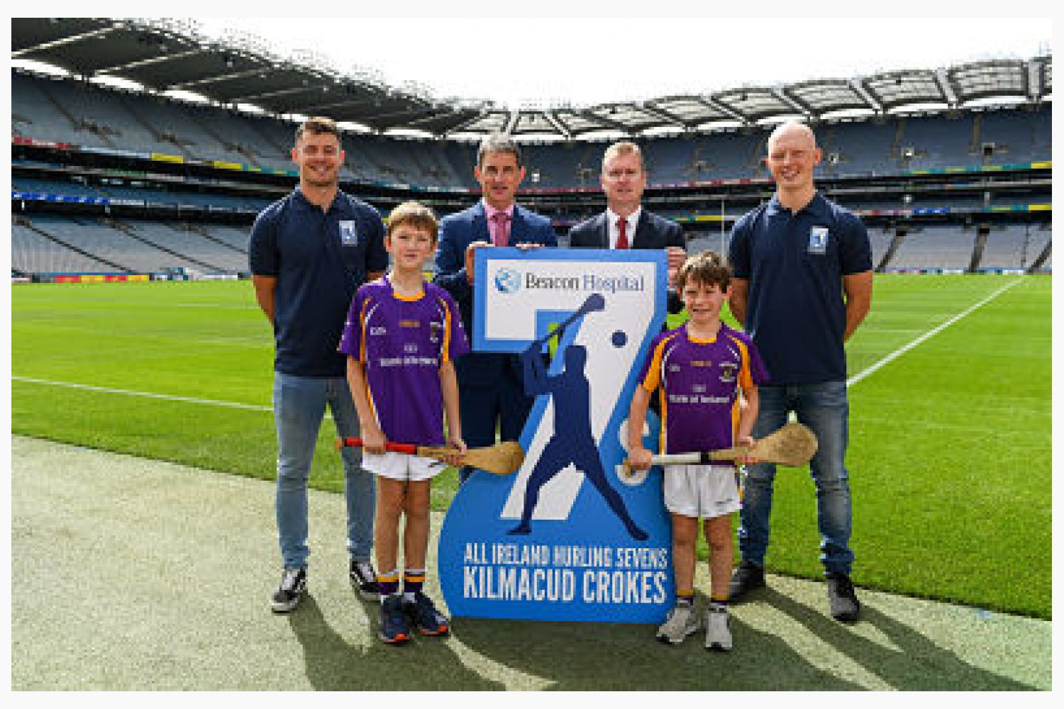 Beacon Hospital Kilmacud Crokes All-Ireland Hurling Sevens 2018