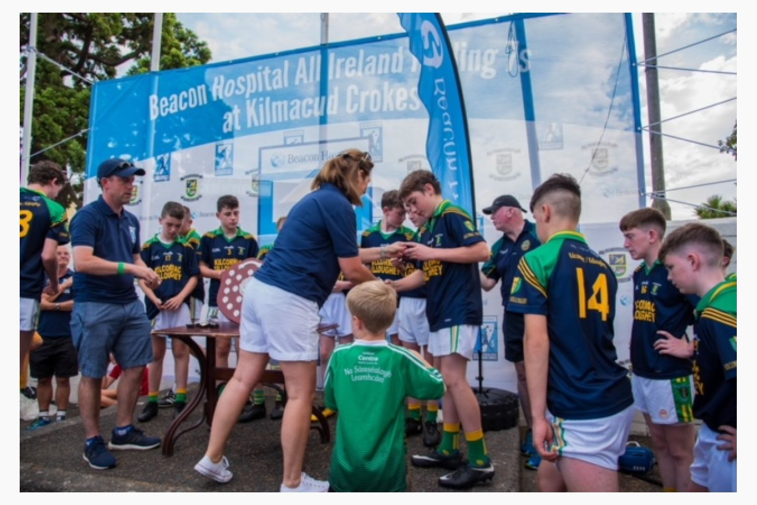 All Ireland Hurling 7s Under 13 Competition News 2018