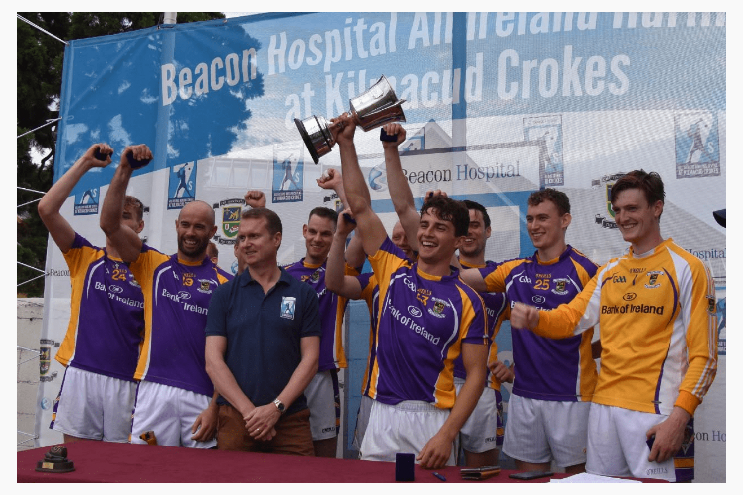 Crokes win Beacon Hospital All Ireland 7s