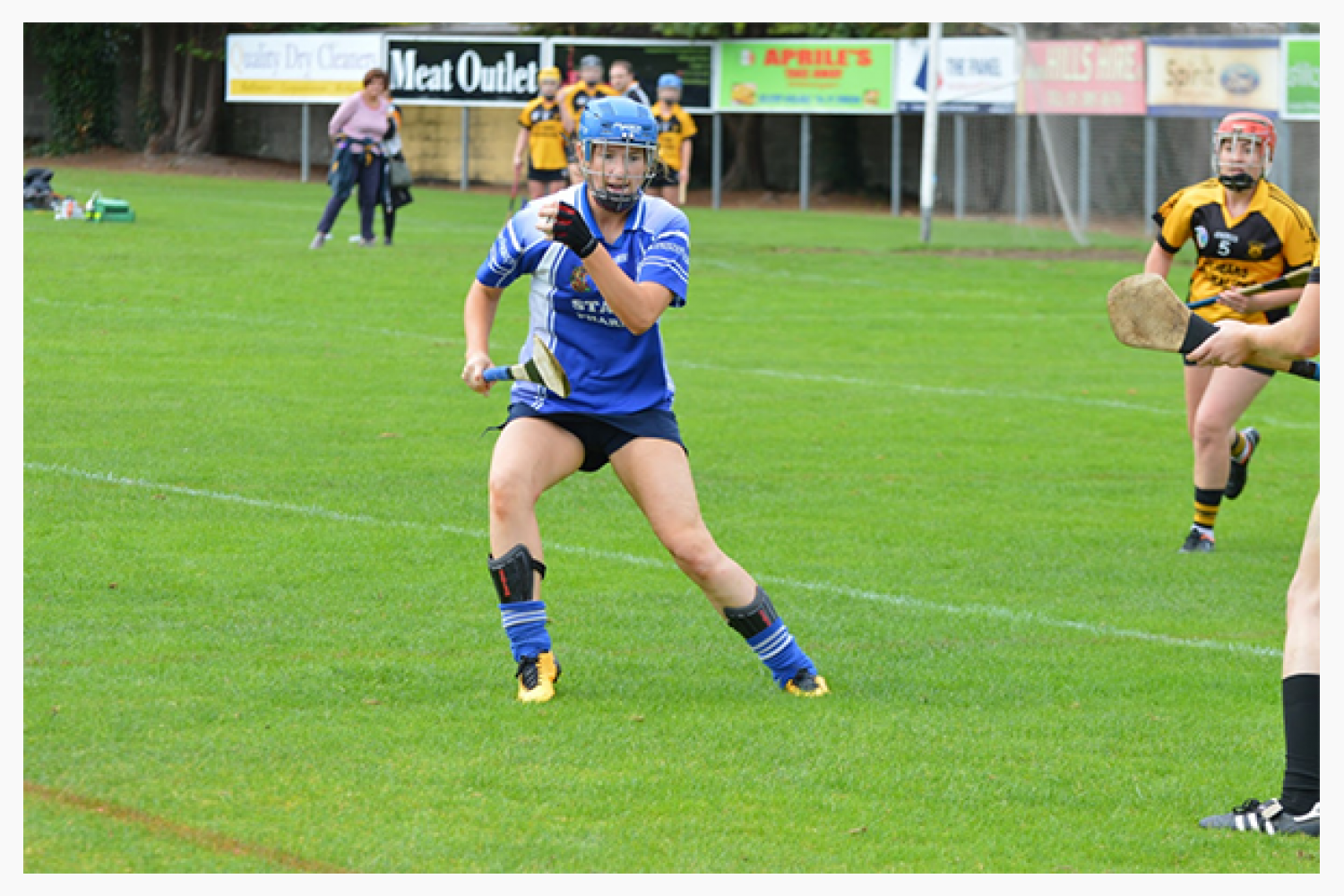 All Ireland Camogie 7's