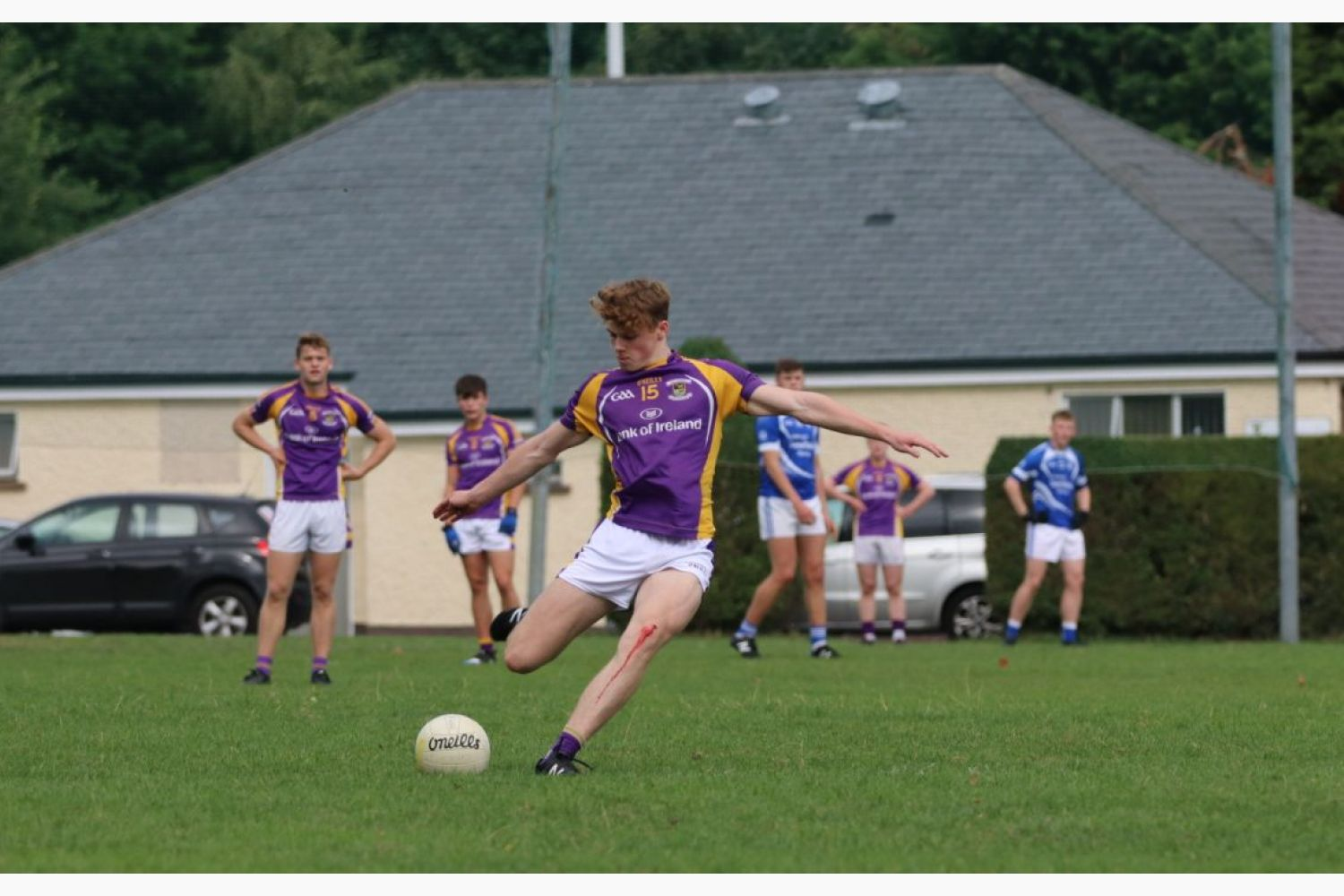 Kilmacud Crokes Minor A Football Championship Opener Versus Sunday Sept 9th