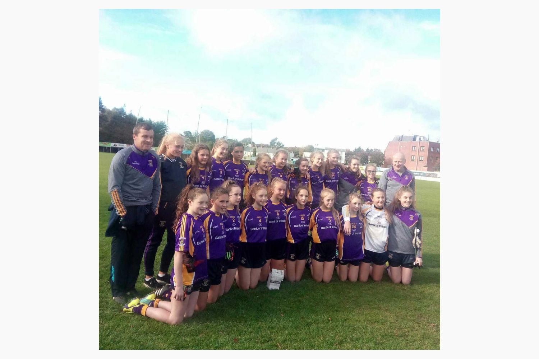 U14 A's Shield Final V Focrock Cabinteely