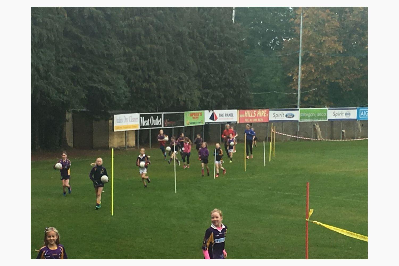 Ladies Football Annual Fun Run Cancelled until next week 17th November