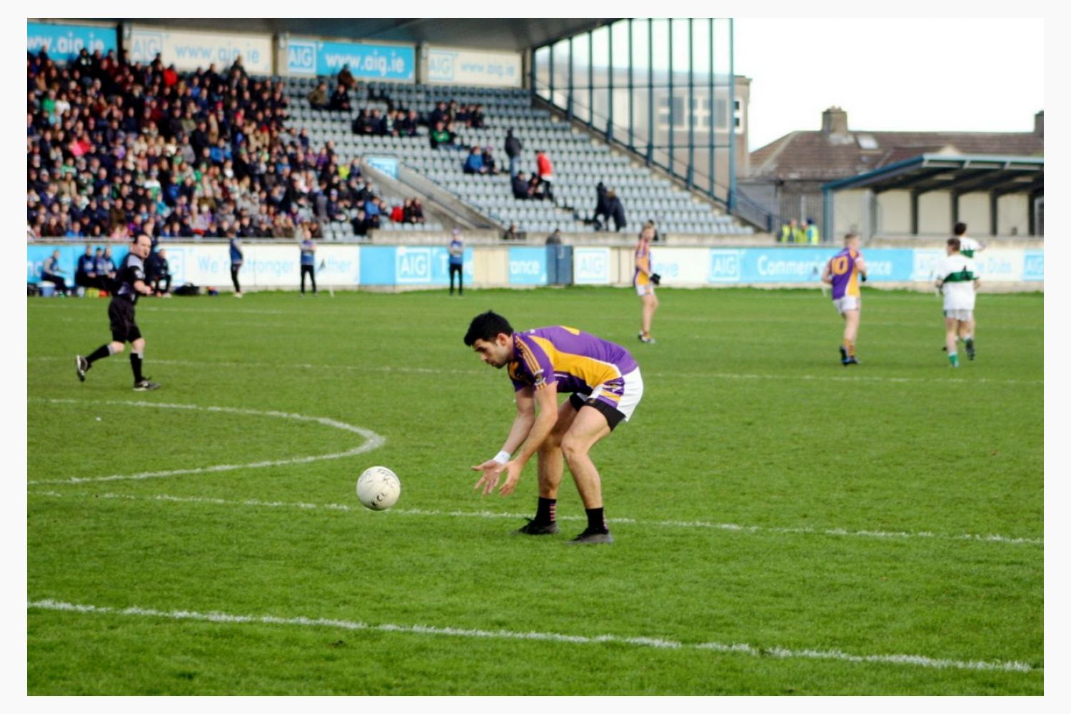 Leinster Semi Final - Crokes v Portlaoise