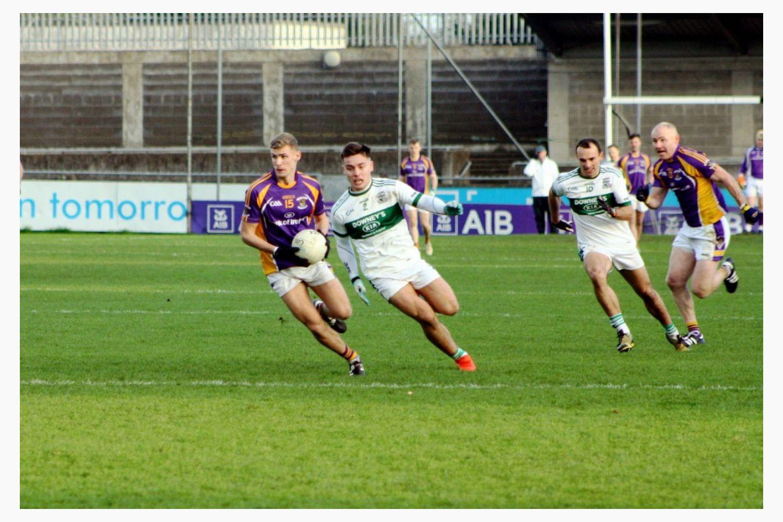 Leinster Semi Final - Crokes v Portlaoise