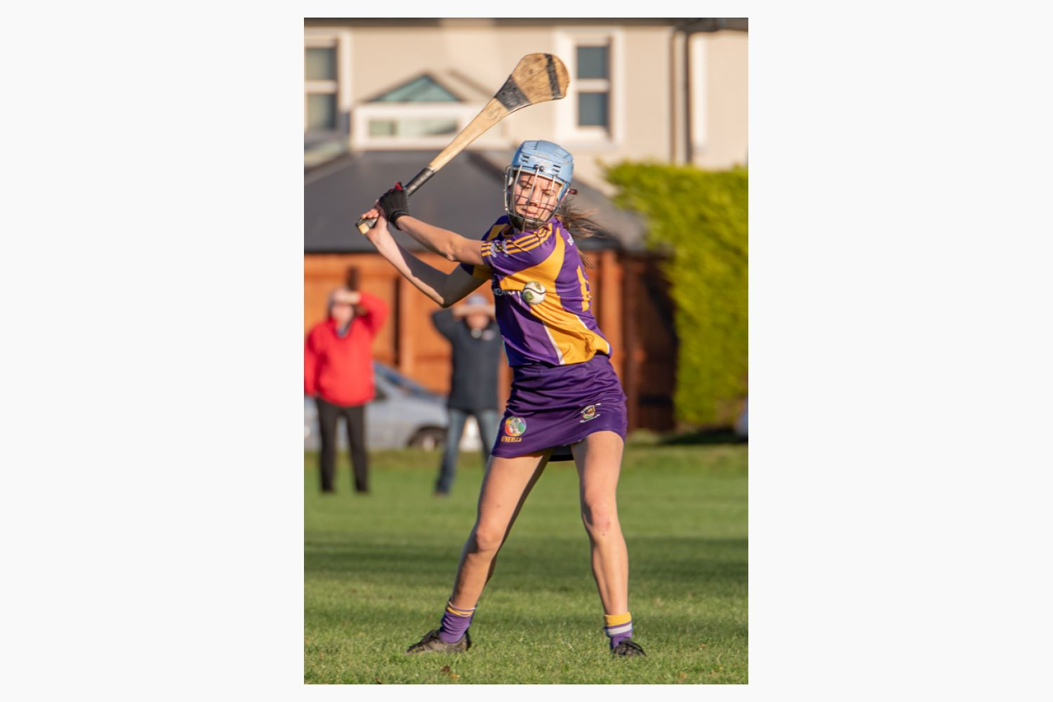 Championship Semi Final win for Kilmacud Crokes Minor A Camogie over Judes