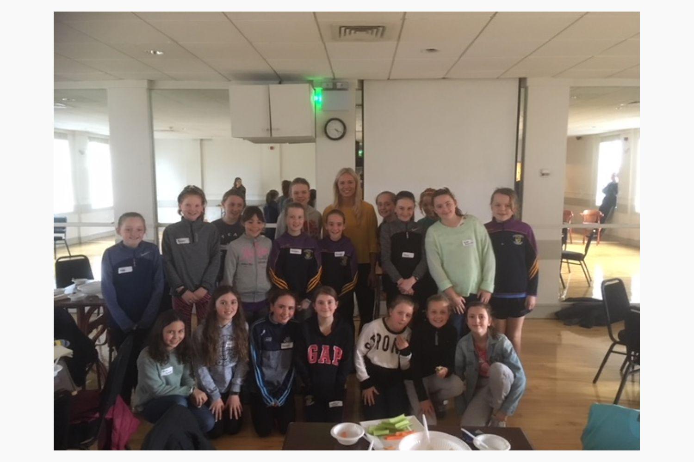 U12's Nutrition Workshop