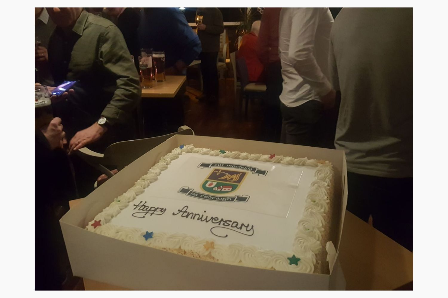 Kilmacud Crokes GAA Club 60 years old / 10th anniversary of Our 2009 Club All Ireland Football Championship Win