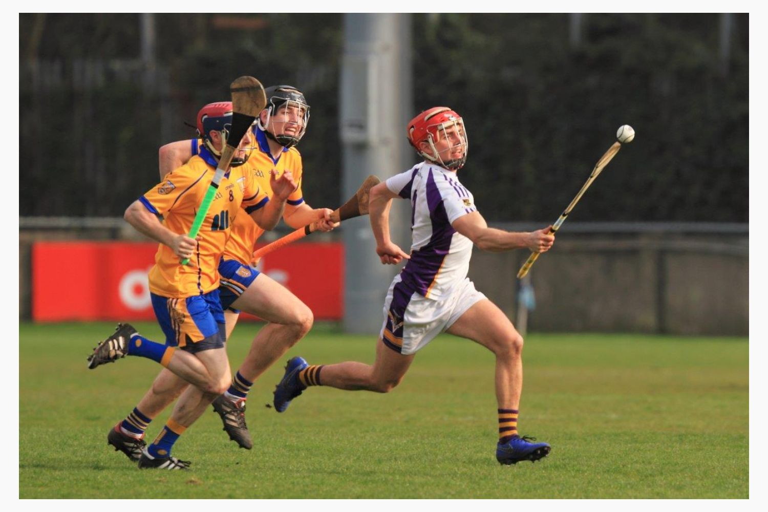 Late goal secures draw for Senrior A Hurling team in first championship game