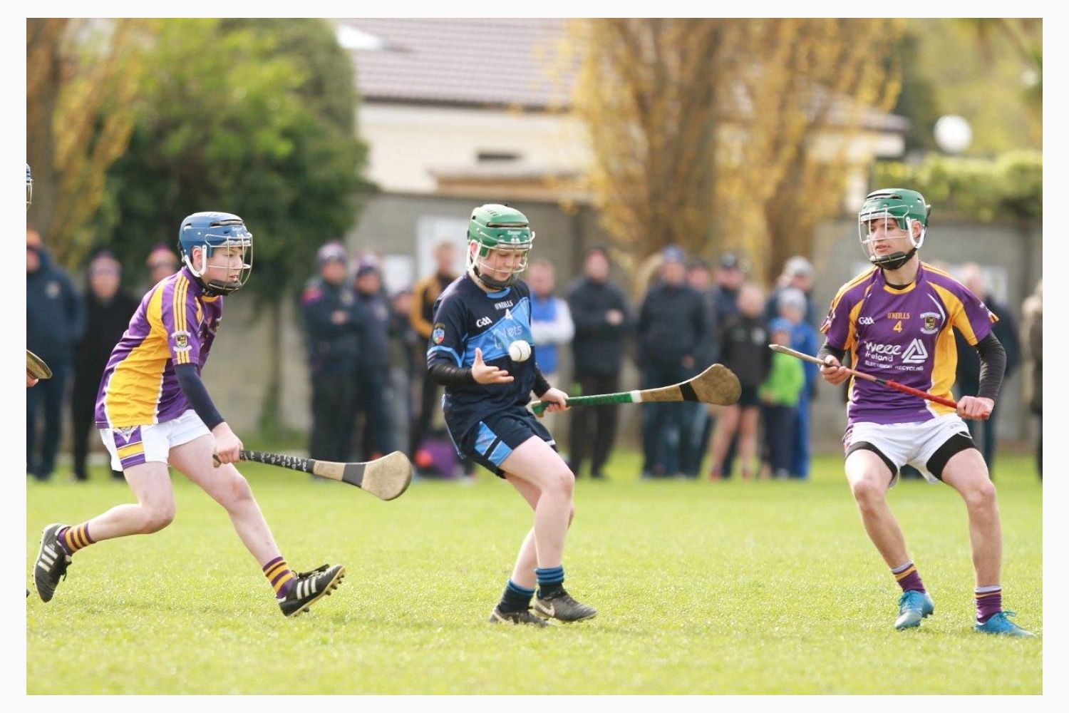 U14AHurling Féile Semi Final