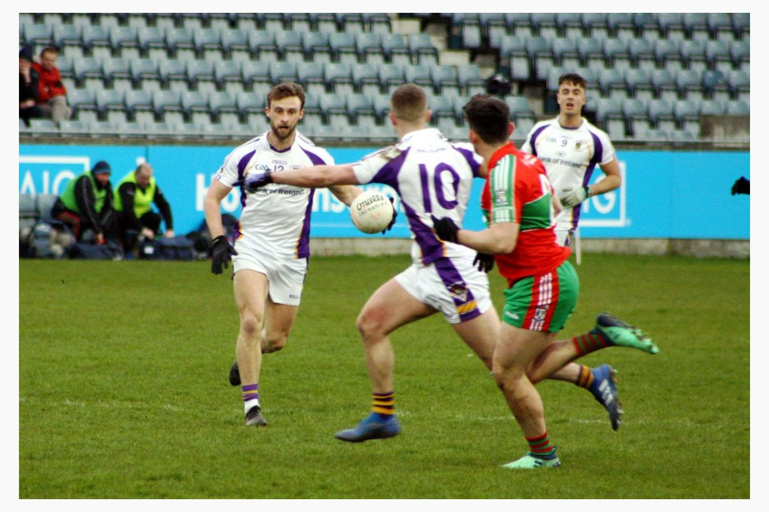 KC Crokes V Ballymun - Match Reports and Photographs