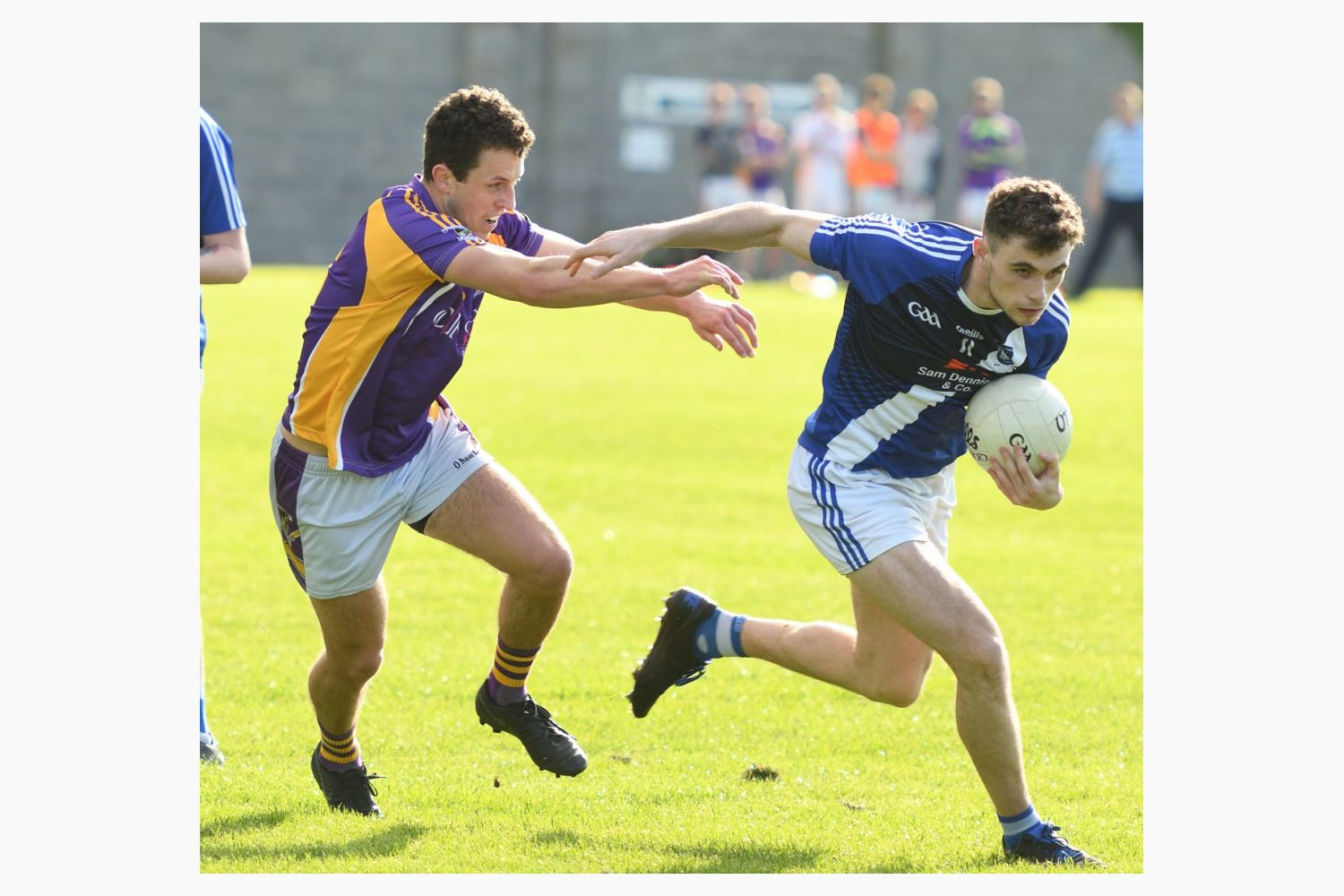 AFL2 League Game - Kilmacud Crokes Versus Round Towers Lusk Saturday June 8th Silverpark