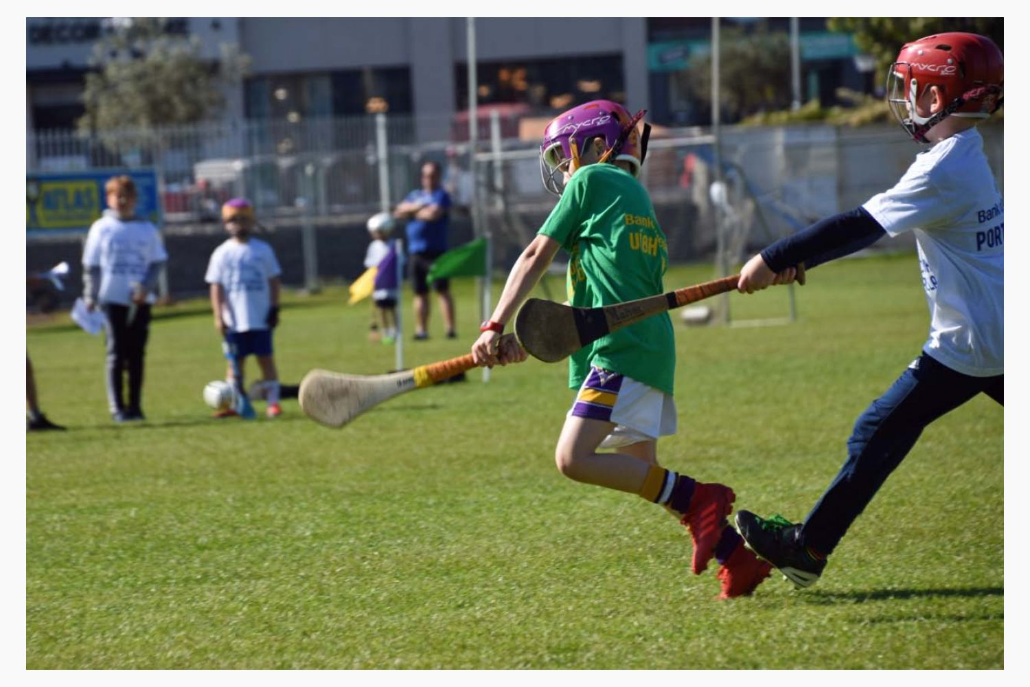 Photos from the BOI Hurling Mini All-Irelands