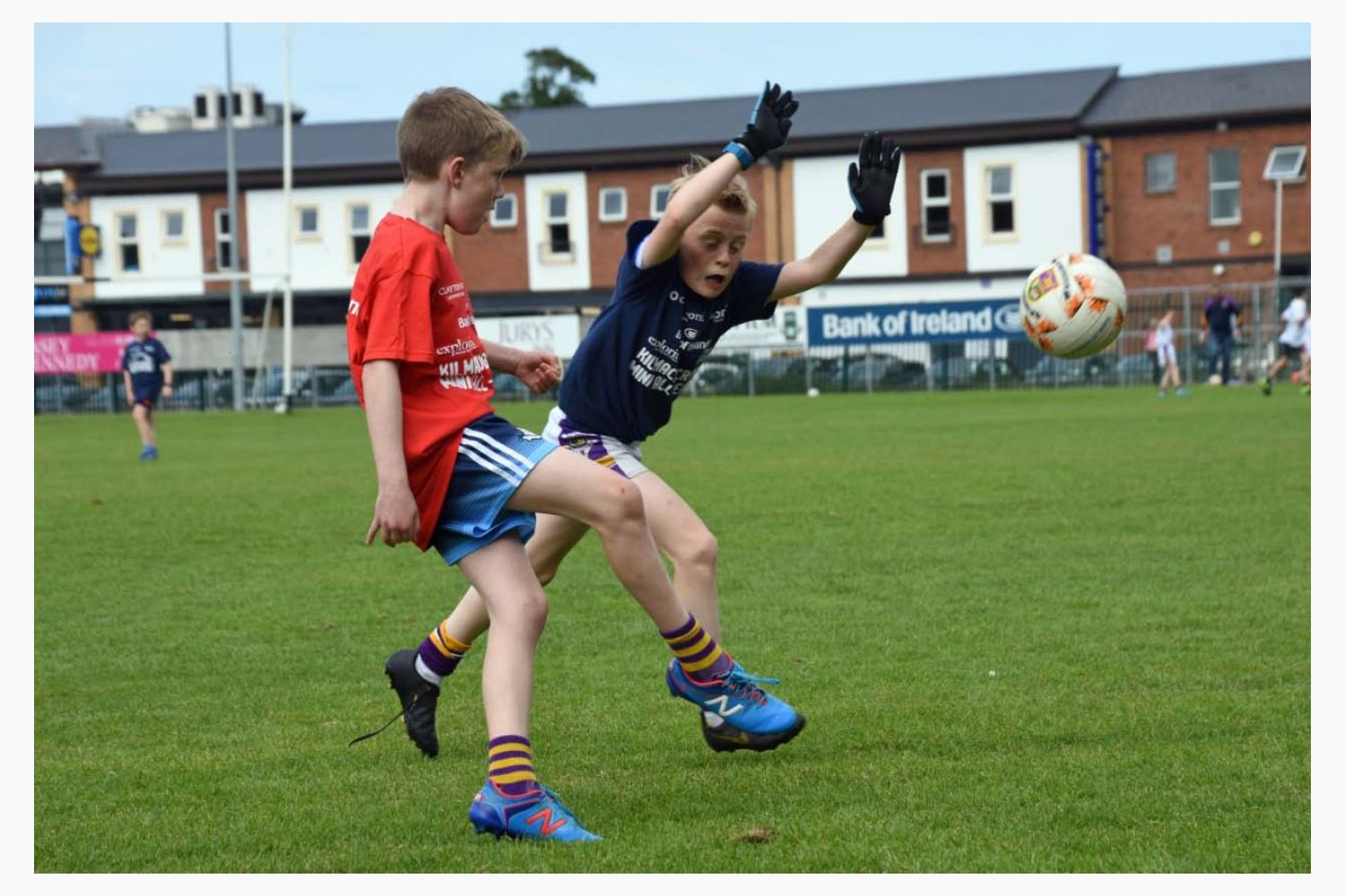 Football Mini All Ireland Photos