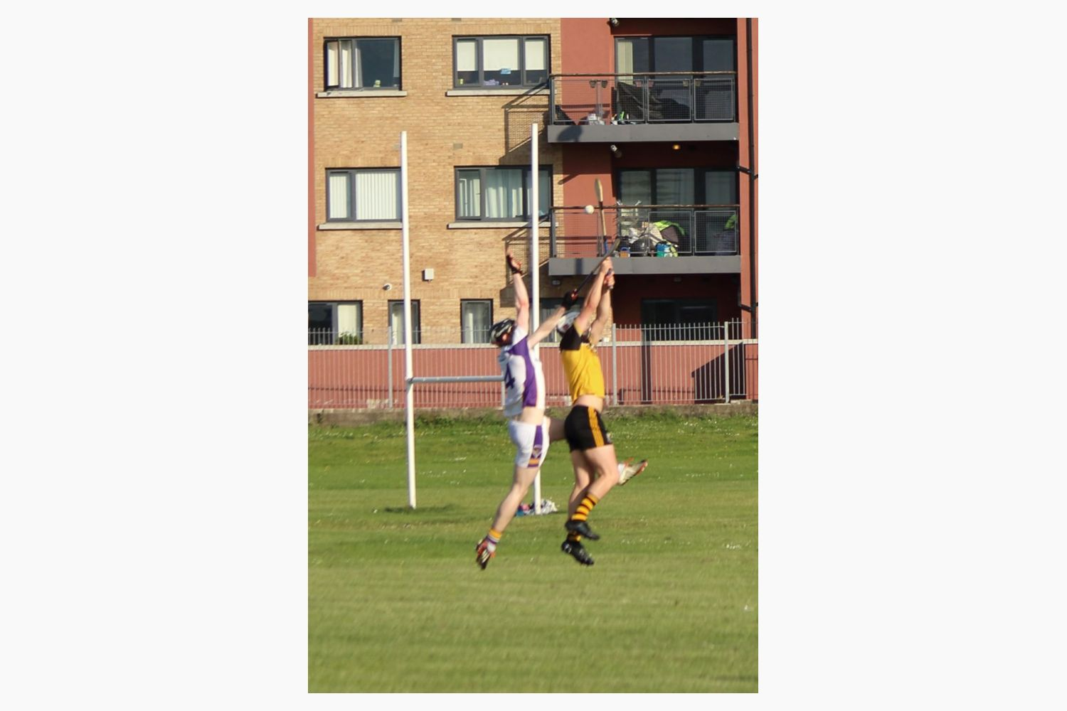 AHL3 League Game Kilmacud Crokes Versus St Marks
