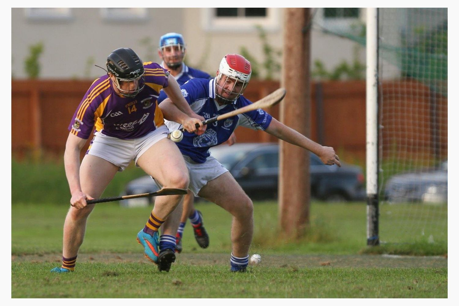 Another strong Championship performance by the  Junior B Hurling team