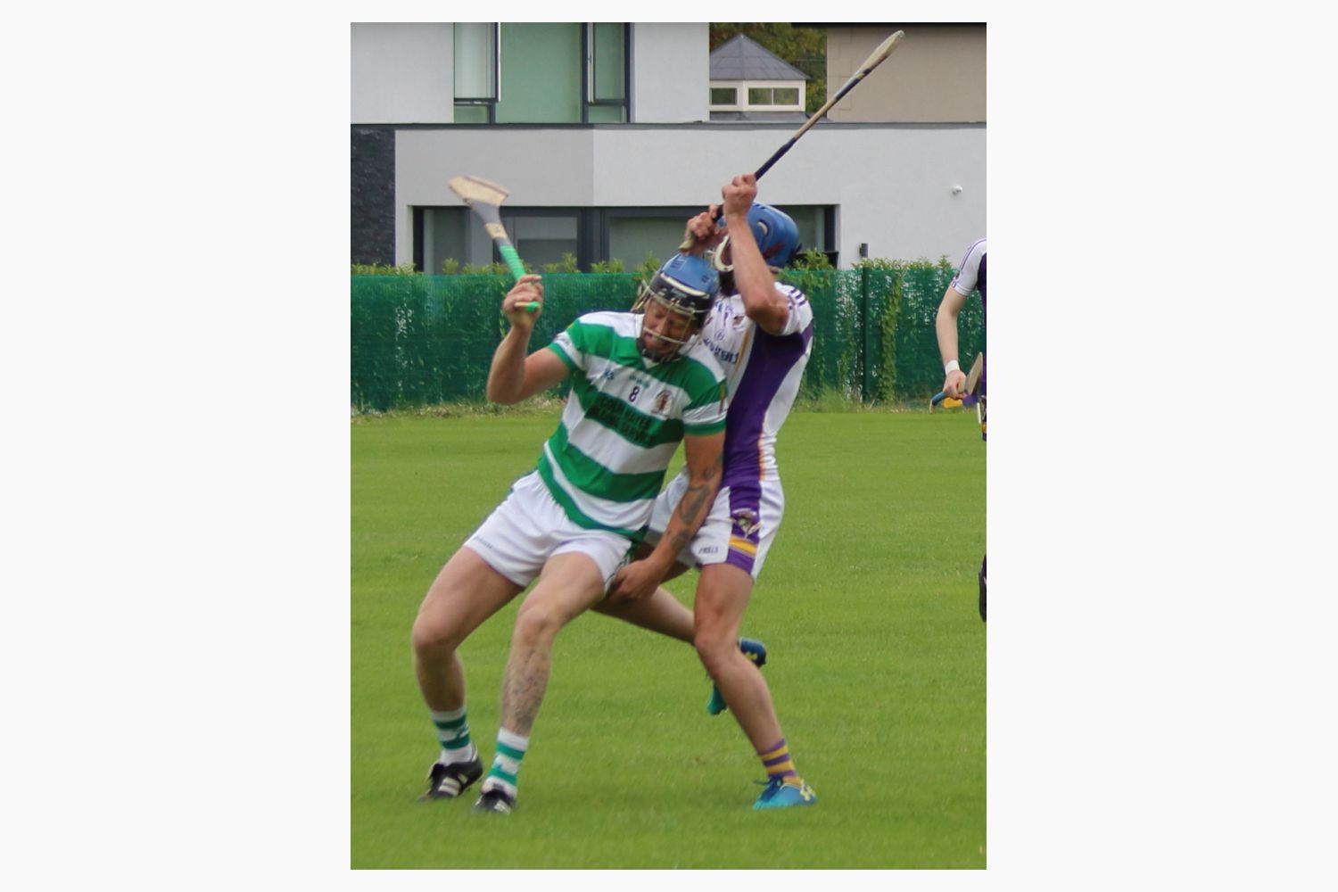 AHL3 League Win Over Round Towers