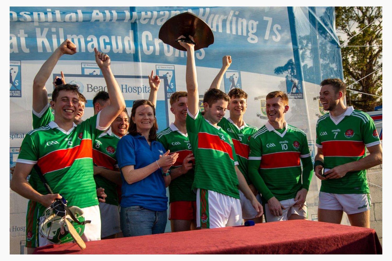 Beacon Hospital All-Ireland Hurling 7s Shield Final