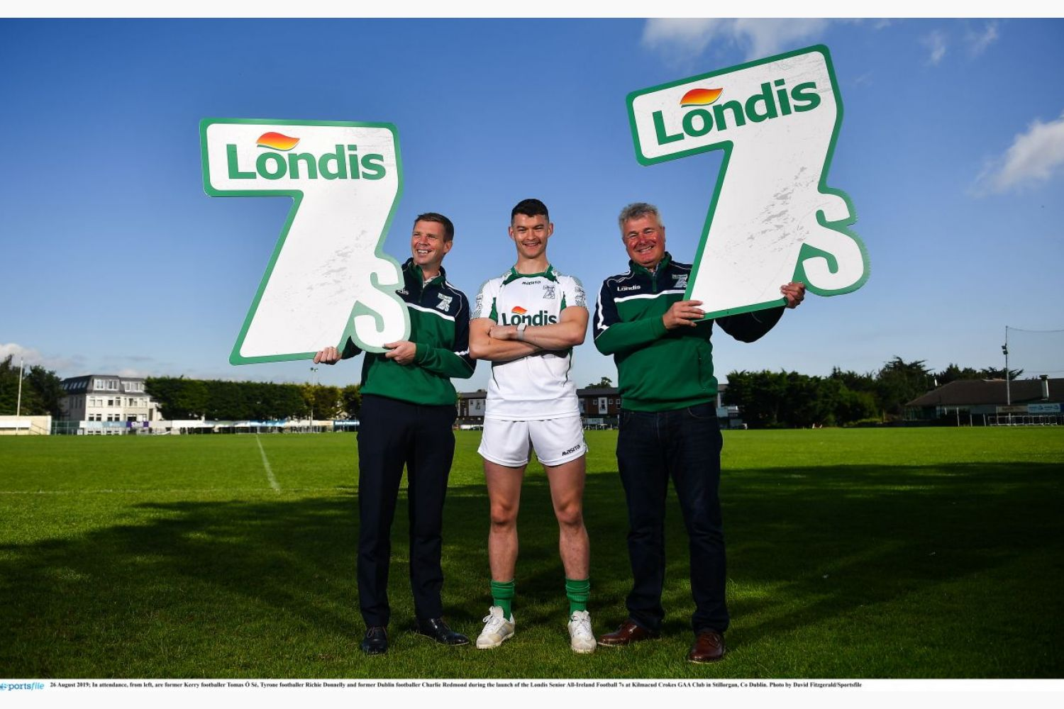 Community brand Londis renew sponsorship of the Londis 7s, the All-Ireland Senior Football Tournament at Kilmacud Crokes