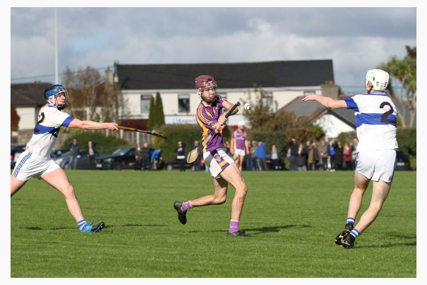 Minor A hurlers progress to Championship Final