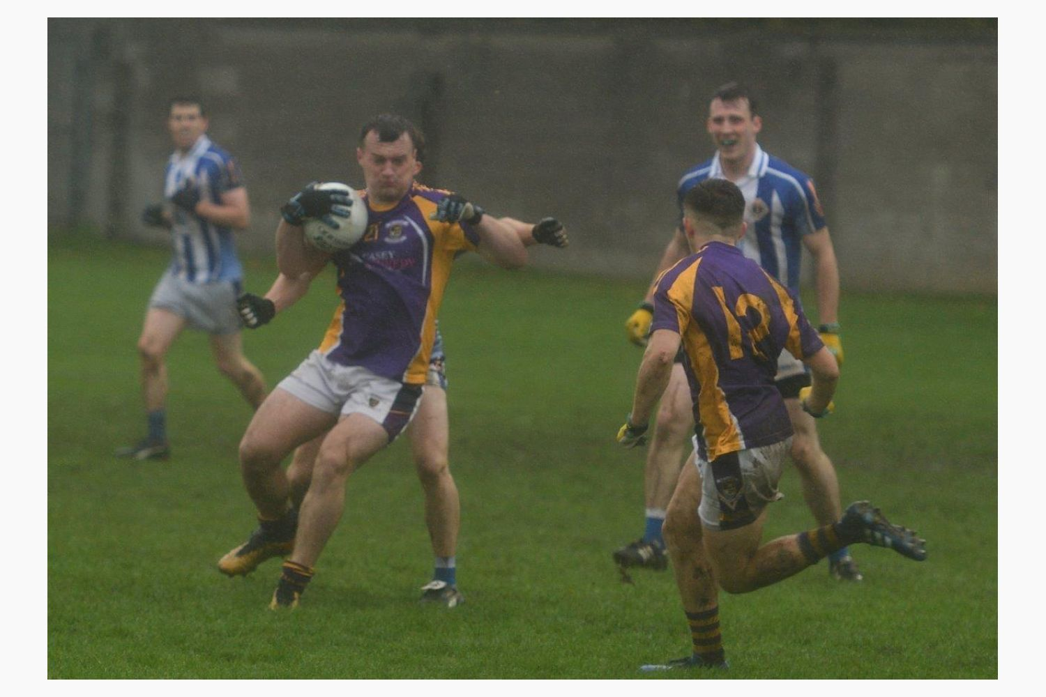 KIlmacud Crokes Intermediate Football Championship Final Win Over Ballyboden