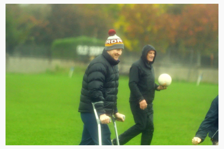KIlmacud Crokes Intermediate Football Championship Final Win Over Ballyboden
