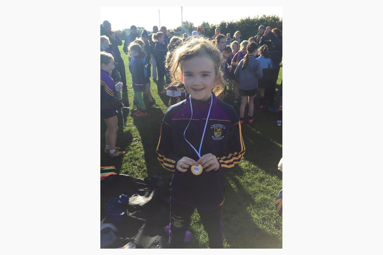 U8's End of Year Blitz