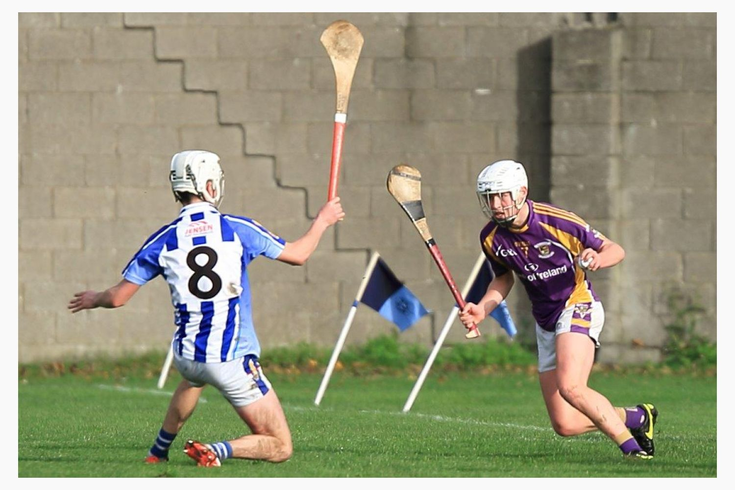 Minor A hurlers win Championship Final second year in a row