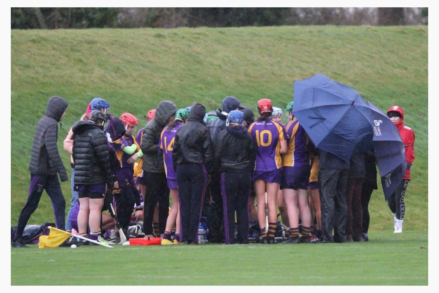 Biter end to Minor A Camogie Championship
