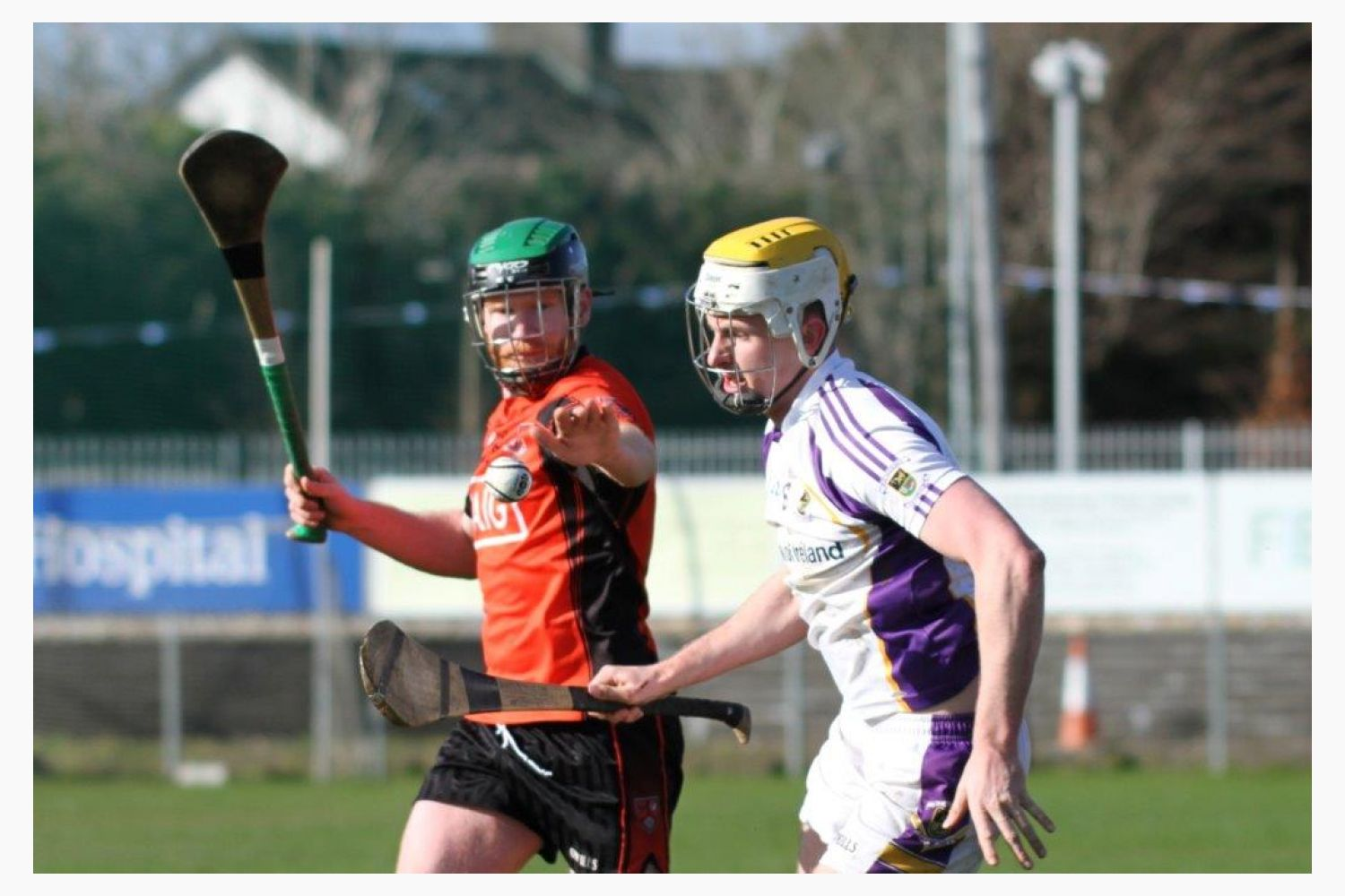 Good start to League for Senior A Hurling Team