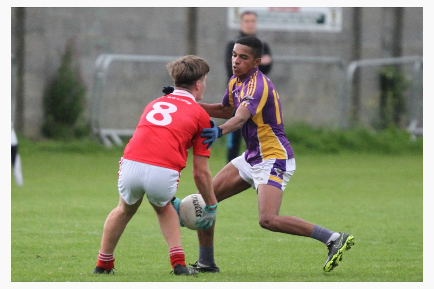 Minor A football win over St Brigids