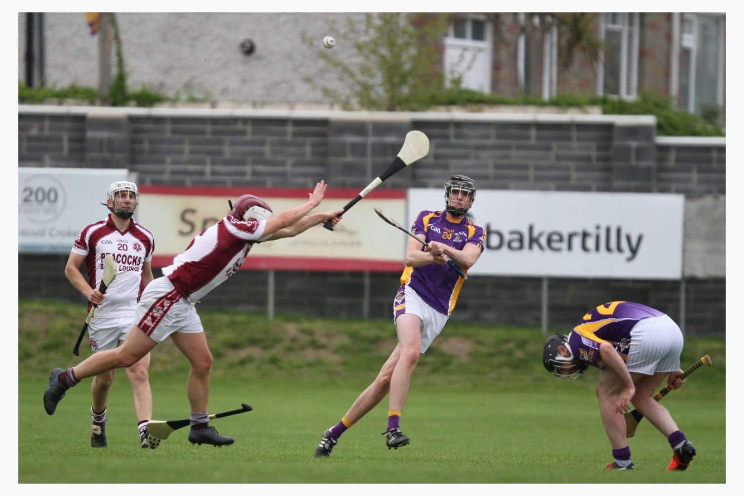 Junior B Hurlers through to Quarter Finals with win over St Finians