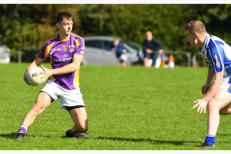 Junior 1 All County Football Championship Quarter-final  Kilmacud CRokes V Ballyboden