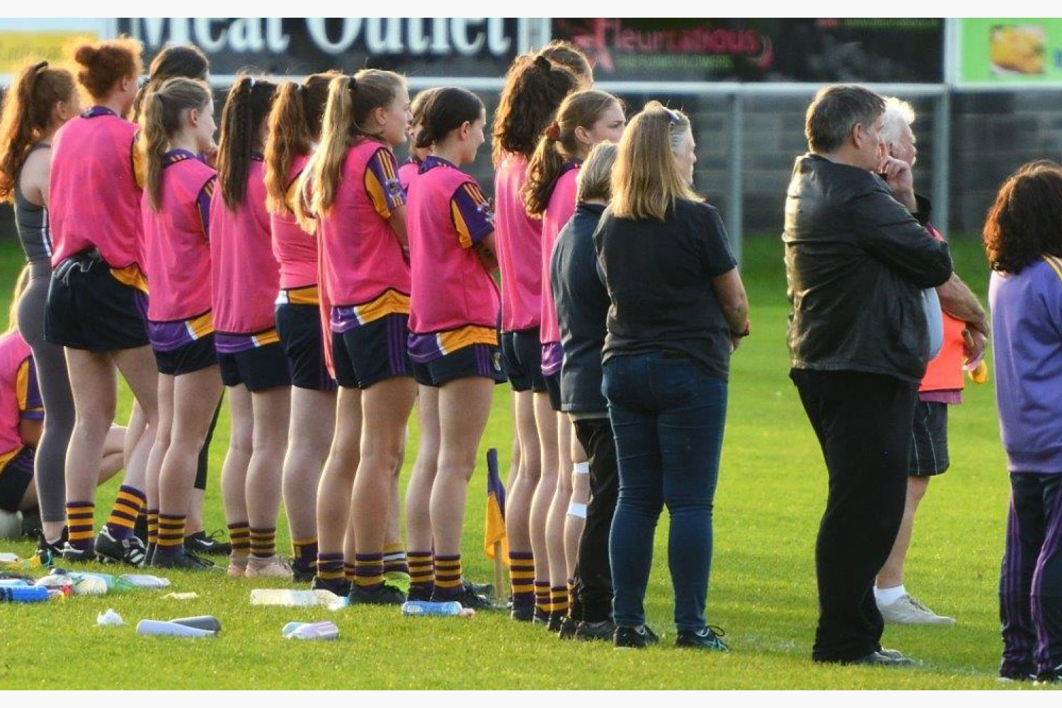 Ladies Football - Senior Championship Kilmacud Crokes Versus Ballyboden