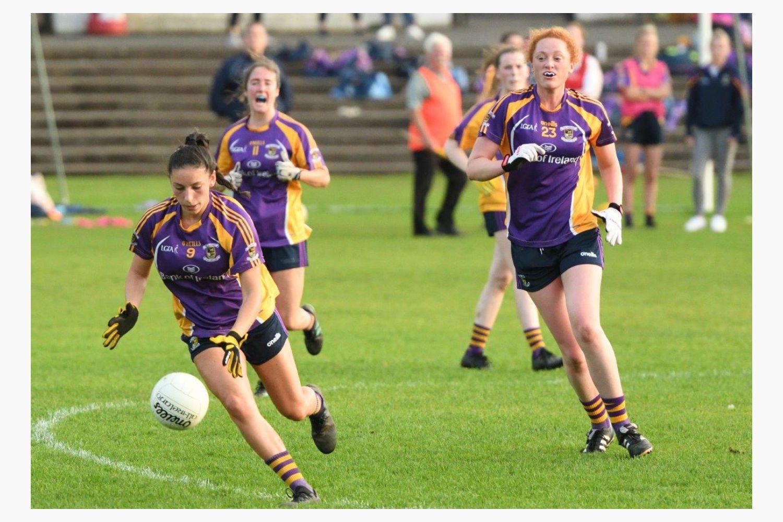 Ladies Football - Senior Championship Semi Final Kilmacud Crokes Versus Na Fianna