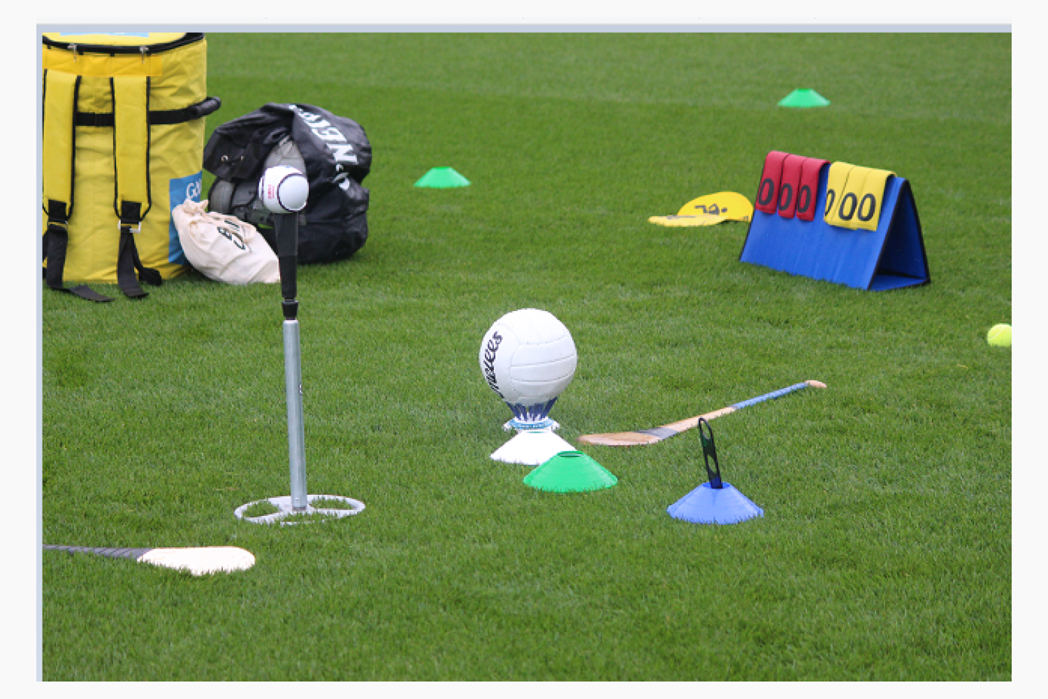 Kilmacud Crokes Healthy Club KC Friday Sports Club' on Friday 4th December from 4-5pm.
