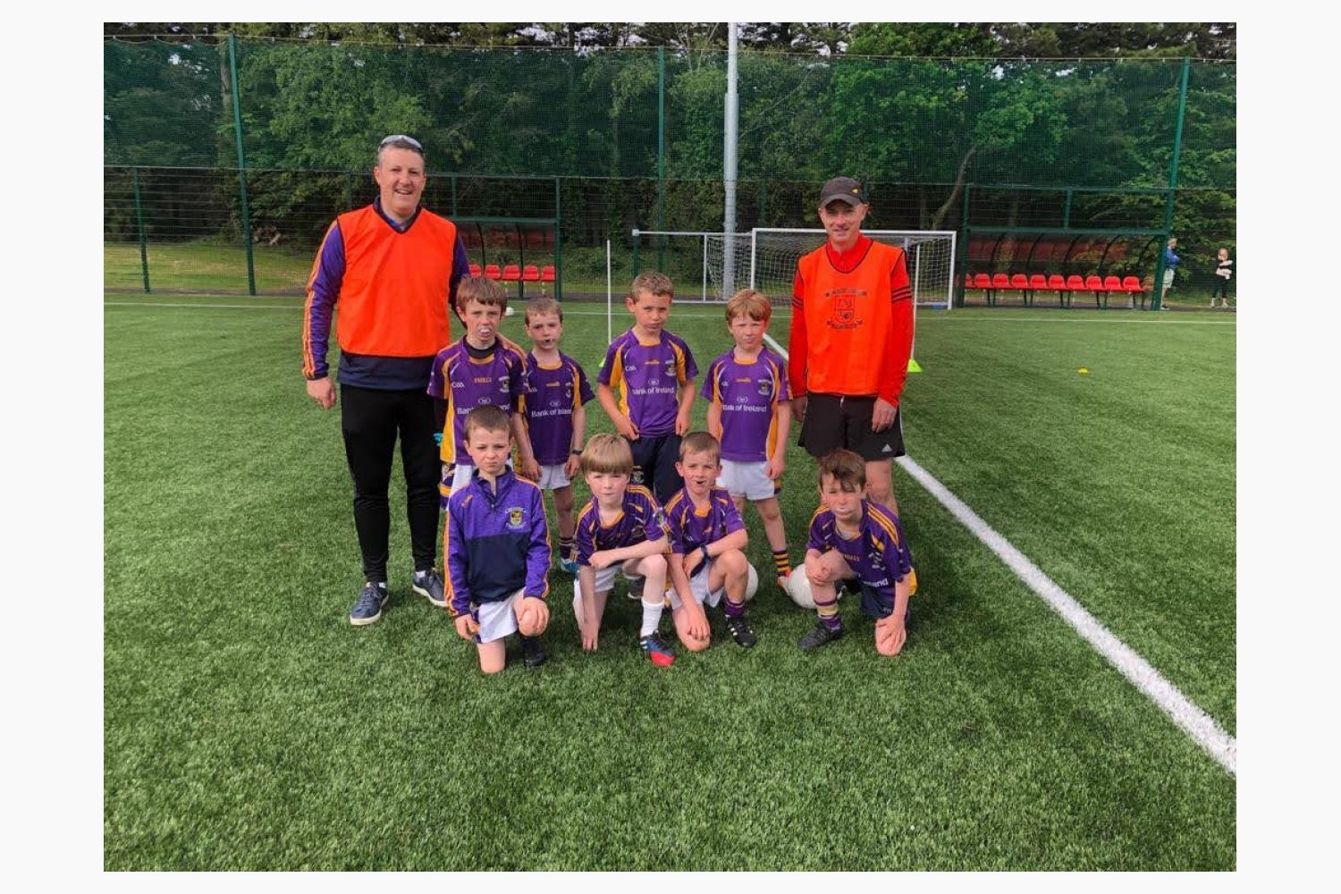 Under 8 Football Go Games Swing Into Action