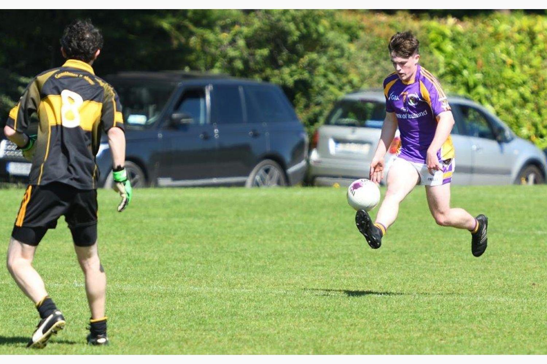 Go Ahead Adult Football League Division Eleven South Group 1  Kilmacud Crokes Versus  Geraldines