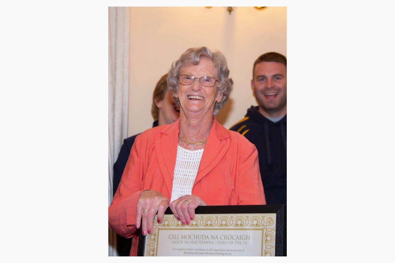 Death Notice Connie Mac Gabhann (née Lynch)  RIP