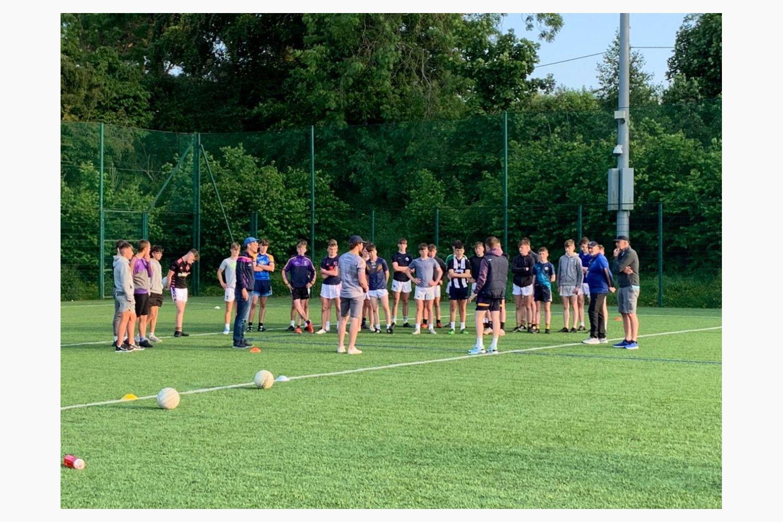 Juvenile Football Summer Training