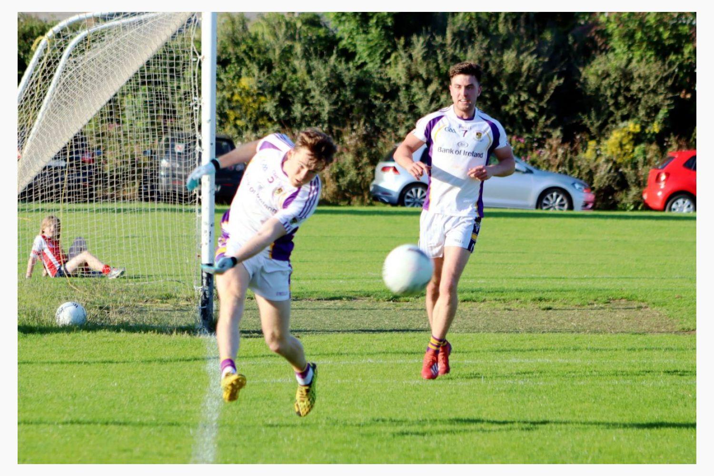 Go Ahead Adult Football League Division One South Kilmacud Crokes Versus Cuala