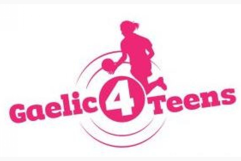 LGFA Gaelic 4 Teens Club Visit – 3 August 2021