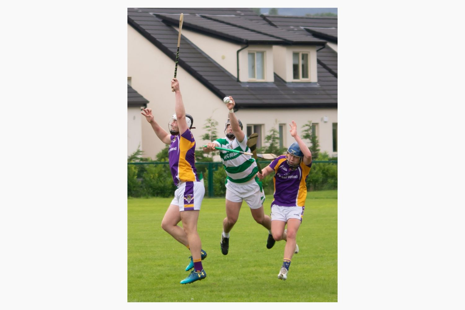 Fine win by Intermediate Hurlers v Round Towers