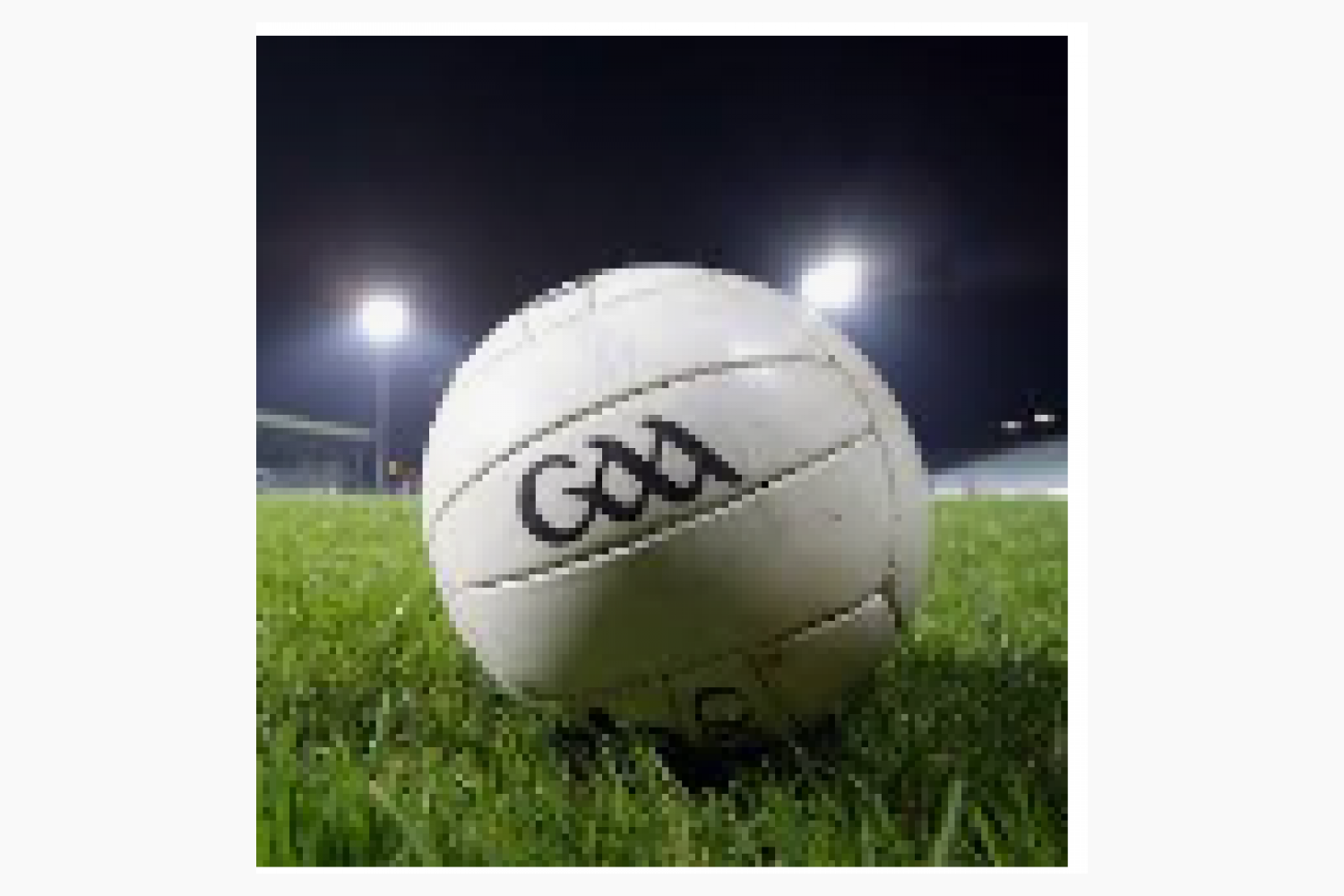 Go Ahead AFL Division One Final Na Fianna V  Kilmacud Crokes on Saturday 28th August, 6pm throw-in.