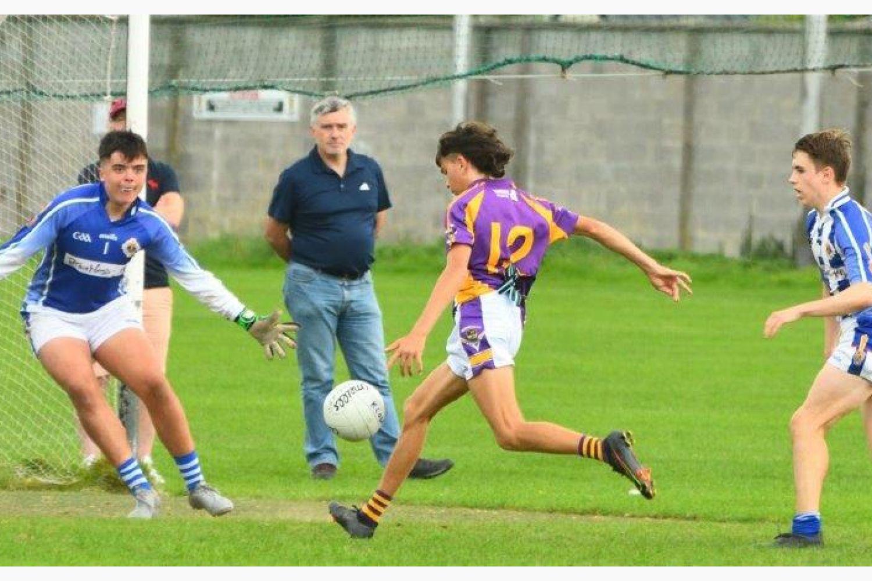 U16 Football A Championship Gp. 1   KIlmacud Crokes Versus Ballyboden