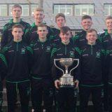 Kilmacud Crokes Players on St Benildus' Senior A Historic Team