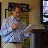 M2M 2016 - presentation of funds raised