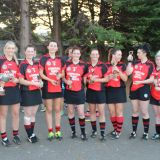 Oulart the Ballagh crowned champions at the SE Systems Kilmacud Crokes Camogie All-Ireland Sevens for 2016